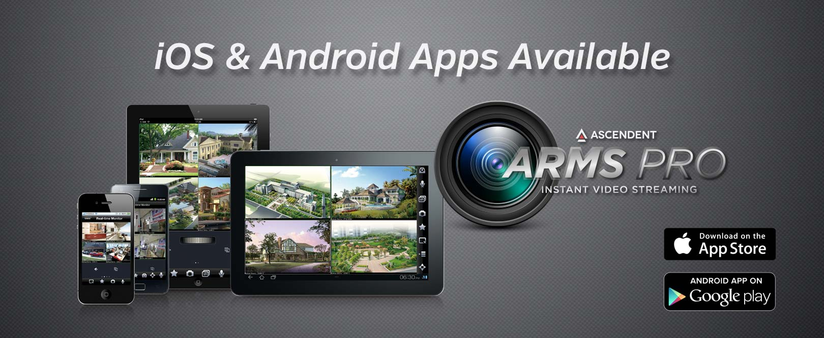 iOS & Android Apps Available