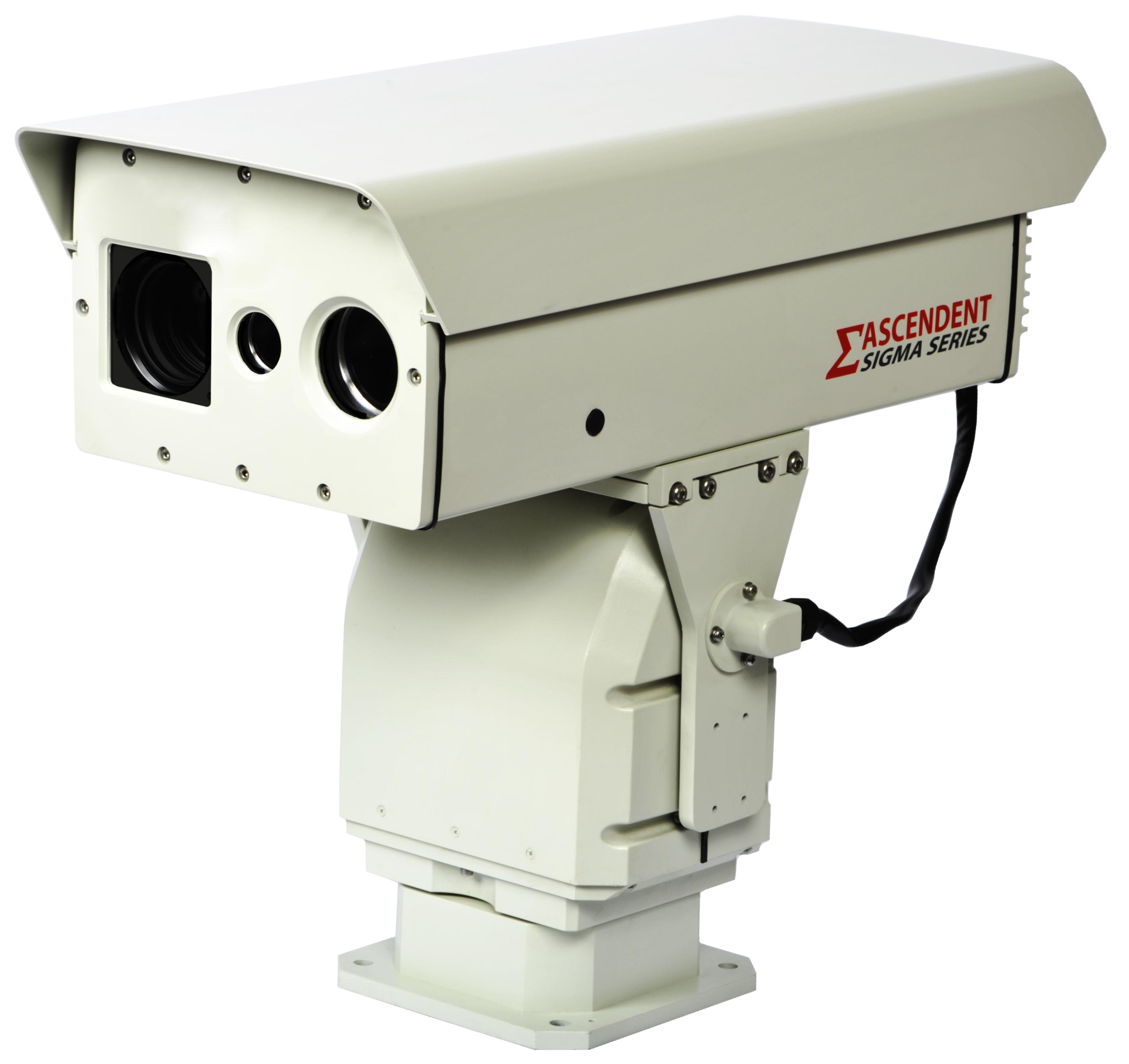 Ascendent Ultra Long Range Electro Optical Camera Zlid