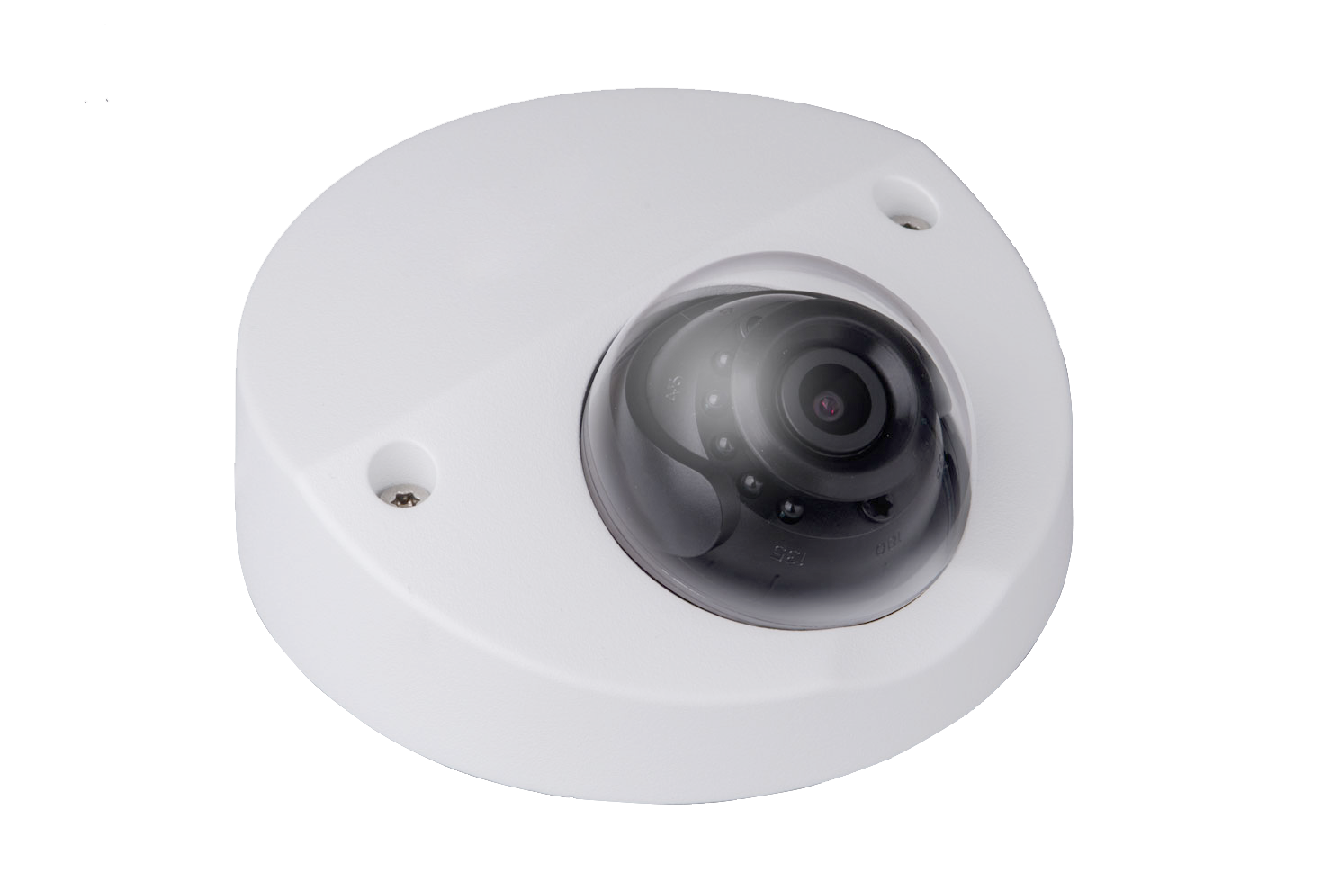 Ascendent 4MP MVRWD IR Camera w/AVA Video Analytics and Face