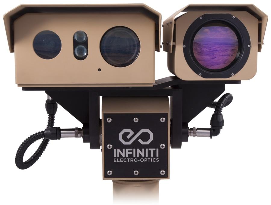Ascendent Thermal Infrared Long Range Surveillance Camera